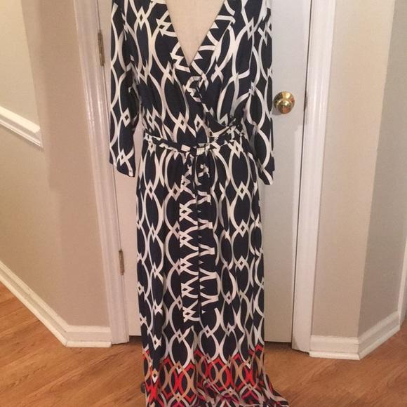 12c1bb01567 Cato Dresses   Skirts - Plus size maxi dress